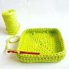 #Шаг #3, #Step #3. #redberry_mm #crochet #crochetlove #crocheting #knit #knitting #rope #handmade #madeinukraine #yarn #yarnart #tektek #bobbiny #trapillo #marinamusiyenko #игрушки #чтохочетженщина #я #мастеркласс #вяжемкорзинку #подарок #киев #хендмейд #корзина #хранениеигрушек #дети