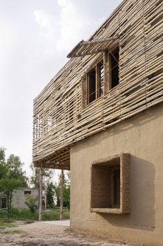 Ziegert | Roswag | Seiler Architekten Ingenieure · Earthen School Tipu Sultan Merkez, Pakistan · Divisare