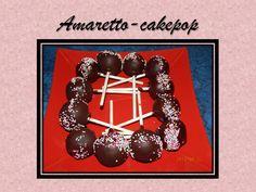 Amaretto Cakepop
