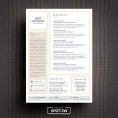 Resume Template  Cv Template  Resume Template Word  Resume