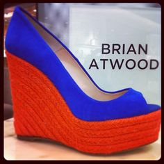 Brian atwood, OMG love the color