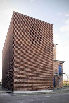 H.C.Ørsted Power Plant, Substation, Denmark / Gottlieb Paludan Architects. No…
