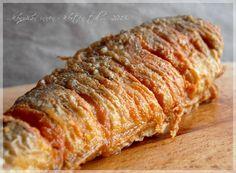 Fokhagymás sült hal Fish Recipes, Recipies, Hungarian Recipes, Meatloaf, Allrecipes, Banana Bread, Food And Drink, Pork, Dishes
