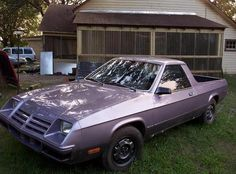 """1982 dodge rampage 