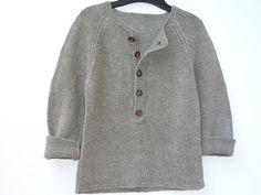 Hand knit summer sweater for baby / toddler by iKnitForMomsAndKids, zł120.00