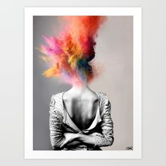 Buy a certain kind of magic Art Print by LouiJoverArt. Worldwide shipping available at Society6.com. Just one of millions of high quality products available.
