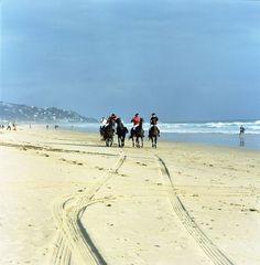 Carreras de caballos en Zahara de los Atunes