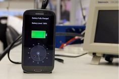 All You Need is 30 Seconds to Fully Charge Your Phone.