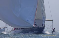 J-Class Yachts - Bystander, Ranger and Velsheda 2011 Regatta in Newport Day 4: Photo Gallery - from CupInfo