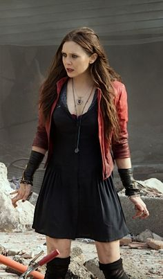 Scarlet Witch (Age of Ultron)