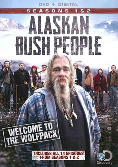 This release collects every episode from seasons one and two of ALASKAN BUSH PEOPPLE, the reality series following an Alaska family who live in the wilderness.