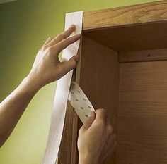Photo: Kolin Smith | thisoldhouse.com | from How to Reface Kitchen Cabinets