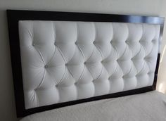 Crystal Buttons For Tufting | Headboards - DIAMOND TUFFTED BORDER HEADBOARD was listed for R2,800.00 ...