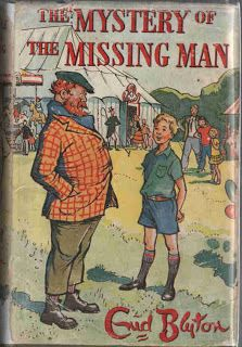 The Mystery of the Missing Man: Enid Blyton