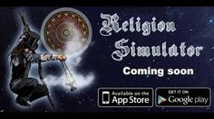 Religion Simulator - God Games coming in February to iOS and Android. The game gives you an opportunity to build your own religion and decide about its structure and philosophy.