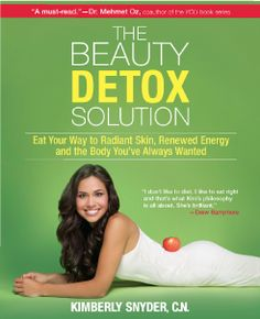 The Beauty Detox Solution Book Cover
