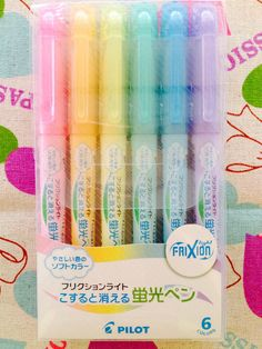 Pilot Frixion Ball Knock 0 5 Erasable Gel Ink By