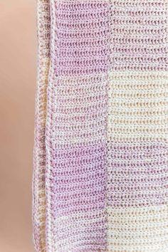 The Homemaker Crochet Throw - Sewrella