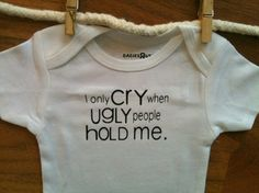 Oh baby! 14 hilarious onesies | BabyCenter Blog