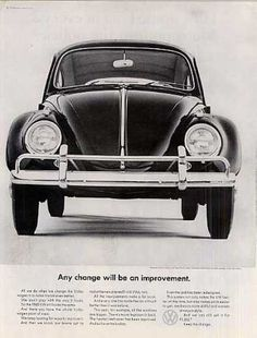 Compare to Citroen Ad. The differences are more astounding than the similarities.