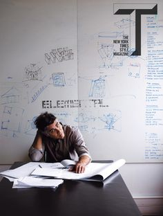 Alejandro Aravena Is Profiled by Michael Kimmelman for T Magazine