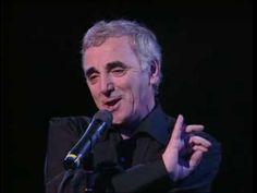 Charles Aznavour - COMME ILS DISENT 1991