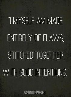 'Good Intentions' Print