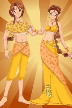 Younger Atid and Solvana by EpicNinjaGirl ~ Sailor Moon Dress Up & Gwydolas by PinkRobin ~ Sailor Moon Dress Up | Your Pinterest Likes ...