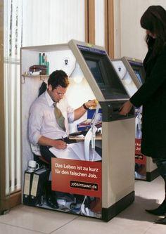 ATM manual