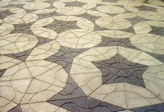 Penrose Tile - Helsinki, Finland via eschertile #Tile #Penrose_Tile #Helsinki #eschertile