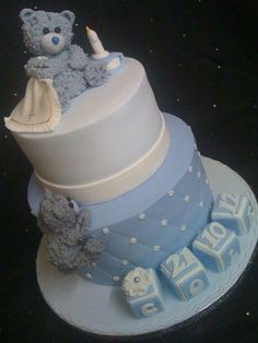 Tatty Teddy  Cake by Amber Catering and Cakes