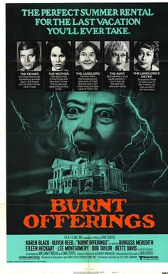 Awesome Burnt Offerings Cast