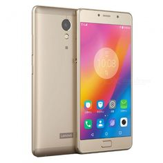 LENOVO VIBE P2 C72 Android 6.0 Smartphone with 4GB RAM 64GB ROM - Gold