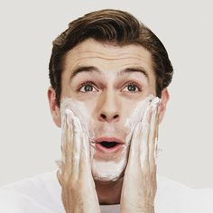 When you use our new Daily Face Wash, you might experience a cooling sensation so wonderful you have trouble describing it. That's alright. Call it what you want...just know it feels great.