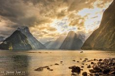 Milford Sound #NewZealand Photo by Jason Law