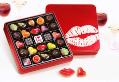 Valentine's day ideas. Today is Valentine's Day. Or, as men like to call it, extortion day. :)