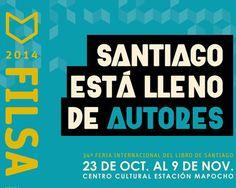 Feria Internacional del Libro de Santiago () Austrobórea presente en la  que comenzará en la Estación Mapocho el 23 de octubre. Este año  se viene con todo y Austrobórea no podía est...