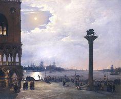 Paesaggi d'Acqua. Luci e Riflessi nella Pittura Veneziana dell'Ottocento