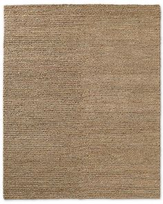 Restoration Hardware CHUNKY HAND-BRAIDED JUTE RUG - LINEN 10x14 $2595 -  bought from outlet