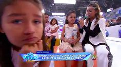 Nayara Aguiar Realiza Sonho Cantando com Bruna Karla no Domingo Legal
