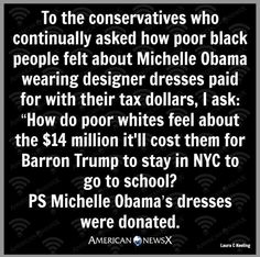 """""""The Poor Whites"""" and The so called """"Working White Middle Class"""" who voted for Trump will feel the same way they always feel about everything.....They feel what their Lord and Masters GOP/Trump tell them to feel. Which in this case is """"Hate Everything Obama"""" no matter how wrong, how untrue how ugly...just Hate The Black Family in The White House Forever."""