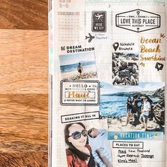 """Everyday Explorers Co.® on Instagram: """"Love how @rose.babblingme is using our stamps to document in her planner! This can also serve as a clue for our stamps coming next month —…"""" Jibun Techo, Studio Calico, Being Used, Explore, Canning, Personalized Items, Love, Travel Journals, Stamps"""