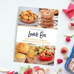 Thermomix Lunch Box Cookbook | plus FREE eBook - Thermobliss