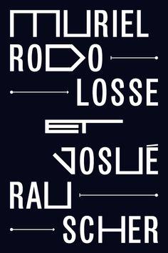 Affiche pour l'exposition Moly Sabata de Muriel Rodolosse et Josué rauscher, Sablons. 2013