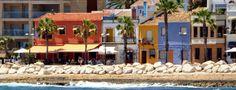 Lugares de Interés Javea Spain, Hotels, Restaurants, Tourism, Beach, Scenery, Places