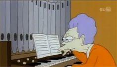 Rock On Vinyl: W.O.C.K On Vinyl - Bart Sells His Soul - In The Garden Of Eden (The Simpsons)