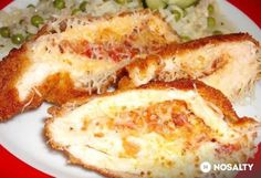 Hortobágyi göngyölt hús Ketogenic Recipes, Meat Recipes, Chicken Recipes, Cooking Recipes, Hungarian Cuisine, Hungarian Recipes, Hungarian Food, Food 52, Food And Drink