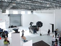 Lightspace Studios - International Rental Studios, Spotlight magazine - Production Paradise