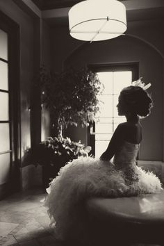 Perhaps one of my top faves.... Photograph by Focus Photography, Inc.  http://www.storyboardwedding.com/gorgeous-romantic-punk-vintage-inspired-wedding-in-soft-pastels-ruffles/
