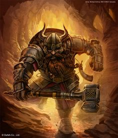 Dwarf- Germanic myth: a being that dwells in mountains and in the earth, and is variously associated with wisdom, smithing, mining, and crafting. Dwarfs are often also described as short and ugly. In other mythologies they are described as skilled miners and blacksmiths.